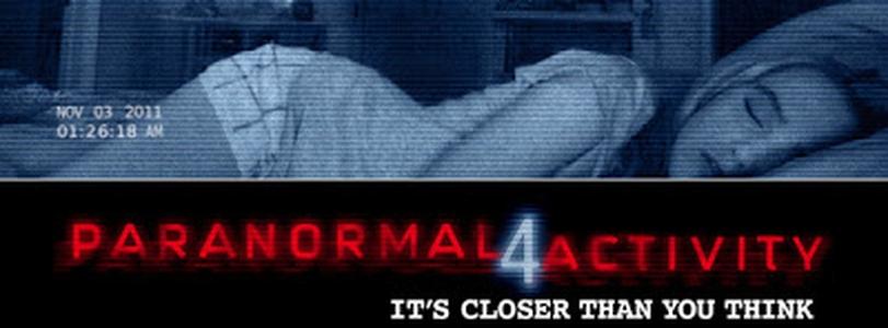 GARGALHANDO POR DENTRO: Notícia | Momentos De Desespero No Novo Clipe de Atividade Paranormal 4