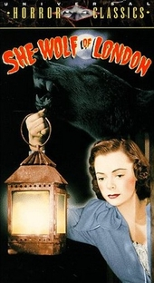 A Mulher-Lobo de Londres - Poster / Capa / Cartaz - Oficial 3