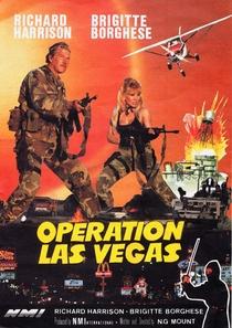 Operation Las Vegas - Poster / Capa / Cartaz - Oficial 1