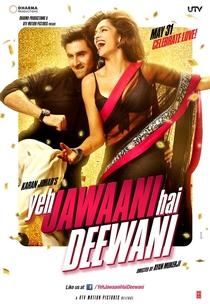 Yeh Jawaani Hai Deewani - Poster / Capa / Cartaz - Oficial 3
