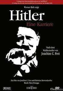 Hitler - Uma Carreira - Poster / Capa / Cartaz - Oficial 3