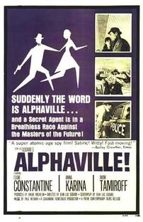 Alphaville - Poster / Capa / Cartaz - Oficial 8