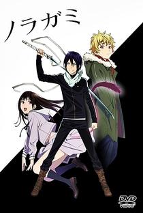Noragami (1ª Temporada) - Poster / Capa / Cartaz - Oficial 6