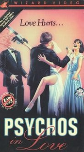 Psychos in Love - Poster / Capa / Cartaz - Oficial 2