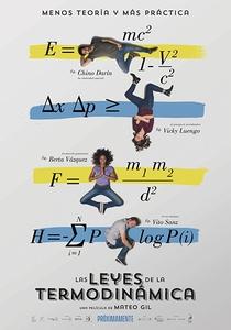 As Leis da Termodinâmica - Poster / Capa / Cartaz - Oficial 1