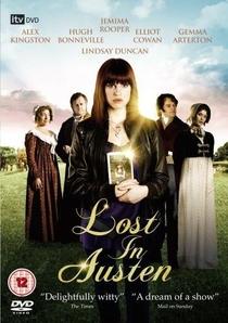 Lost in Austen - Poster / Capa / Cartaz - Oficial 1