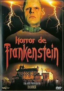 O horror de Frankenstein - Poster / Capa / Cartaz - Oficial 2