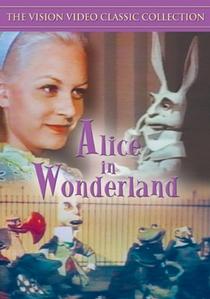 Alice in Wonderland - Poster / Capa / Cartaz - Oficial 1
