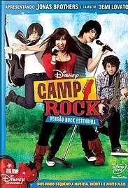 Camp Rock - Poster / Capa / Cartaz - Oficial 1