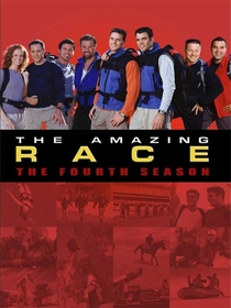 The Amazing Race (4ª Temporada) - Poster / Capa / Cartaz - Oficial 1