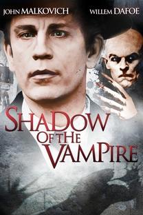 A Sombra do Vampiro - Poster / Capa / Cartaz - Oficial 9
