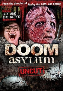 Doom Asylum - Poster / Capa / Cartaz - Oficial 2