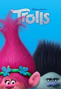 Trolls - Poster / Capa / Cartaz - Oficial 5