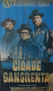 Cidade Sangrenta - Poster / Capa / Cartaz - Oficial 2