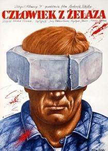 O Homem de Ferro - Poster / Capa / Cartaz - Oficial 1