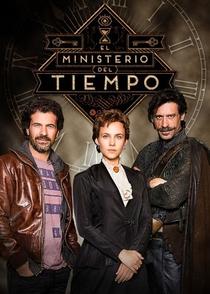 O Ministério do Tempo - Poster / Capa / Cartaz - Oficial 3