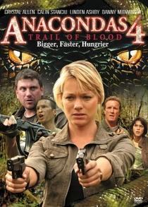 Anaconda 4 - Poster / Capa / Cartaz - Oficial 2