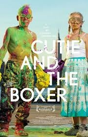 Cutie and the Boxer - Poster / Capa / Cartaz - Oficial 1