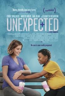 Unexpected - Poster / Capa / Cartaz - Oficial 2