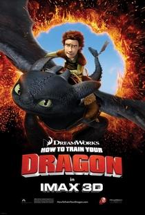 Como Treinar o seu Dragão - Poster / Capa / Cartaz - Oficial 3