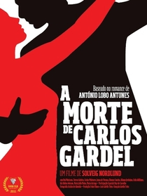 A Morte de Carlos Gardel - Poster / Capa / Cartaz - Oficial 1