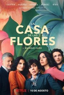 A Casa das Flores (1ª Temporada) - Poster / Capa / Cartaz - Oficial 1