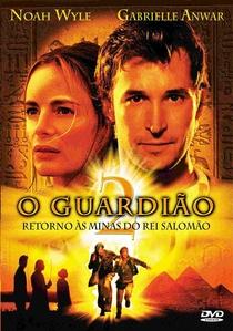 O Guardião 2: Retorno às Minas do Rei Salomão - Poster / Capa / Cartaz - Oficial 3
