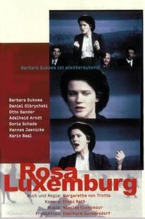 Rosa Luxemburgo - Poster / Capa / Cartaz - Oficial 6