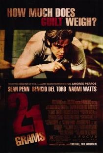 21 Gramas - Poster / Capa / Cartaz - Oficial 6