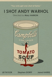 Um Tiro Para Andy Warhol - Poster / Capa / Cartaz - Oficial 2
