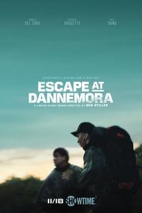 Escape at Dannemora - Poster / Capa / Cartaz - Oficial 1