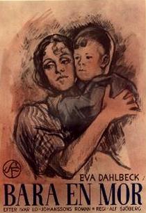 Bara en mor  - Poster / Capa / Cartaz - Oficial 1
