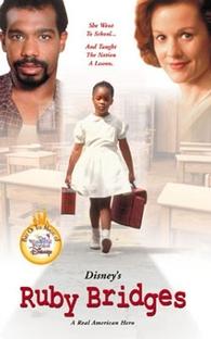 A História de Ruby Bridges - Poster / Capa / Cartaz - Oficial 1