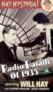Radio Parade of 1935 - Poster / Capa / Cartaz - Oficial 1
