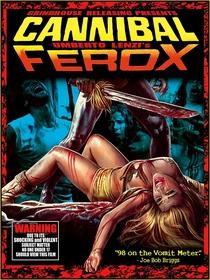 Canibal Ferox  - Poster / Capa / Cartaz - Oficial 4