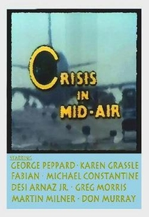Crise no Ar  - Poster / Capa / Cartaz - Oficial 1