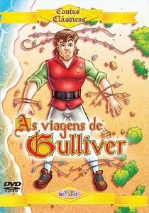 As Viagens de Gulliver  - Poster / Capa / Cartaz - Oficial 1
