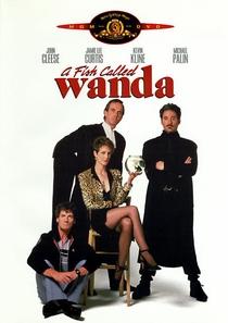 Um Peixe Chamado Wanda - Poster / Capa / Cartaz - Oficial 3