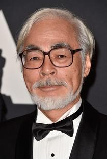 Hayao Miyazaki - Poster / Capa / Cartaz - Oficial 2