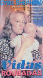 Vidas Roubadas - Poster / Capa / Cartaz - Oficial 1