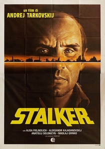 Stalker - Poster / Capa / Cartaz - Oficial 18