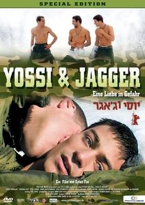 Yossi & Jagger - Delicada Relação - Poster / Capa / Cartaz - Oficial 3