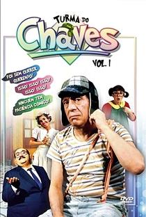 Chaves (1ª Temporada) - Poster / Capa / Cartaz - Oficial 1