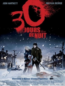 30 Dias de Noite - Poster / Capa / Cartaz - Oficial 13