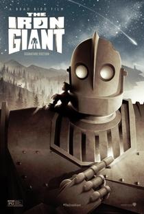 O Gigante de Ferro - Poster / Capa / Cartaz - Oficial 7