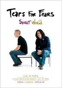 Tears For Fears - Secret World (Live in Paris) - Poster / Capa / Cartaz - Oficial 1