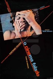 O Cinema Falado - Poster / Capa / Cartaz - Oficial 1
