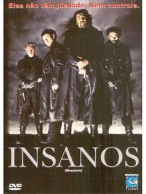 Insanos - Poster / Capa / Cartaz - Oficial 1