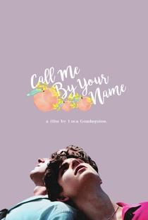 Me Chame Pelo Seu Nome - Poster / Capa / Cartaz - Oficial 13