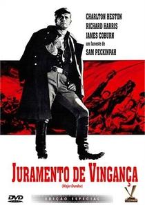 Juramento de Vingança - Poster / Capa / Cartaz - Oficial 9